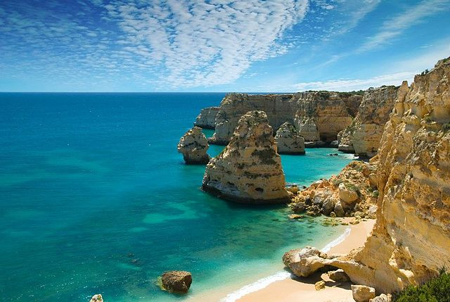 The Algarve out of season