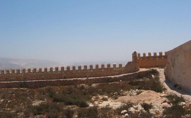 Ruins in Agadir
