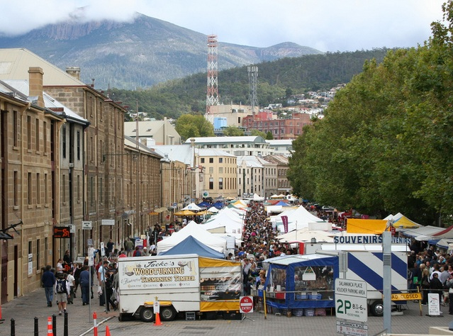 Salamance market