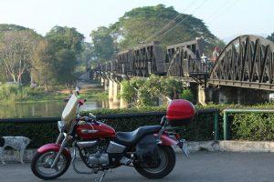 River Kwai Motorbike