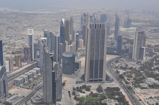 Towers of Dubai