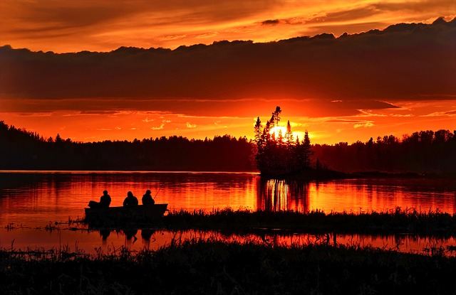 Canada Sunset